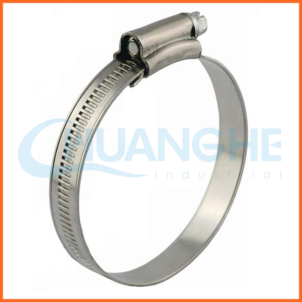 High quality automotive safety quick release hose clamp