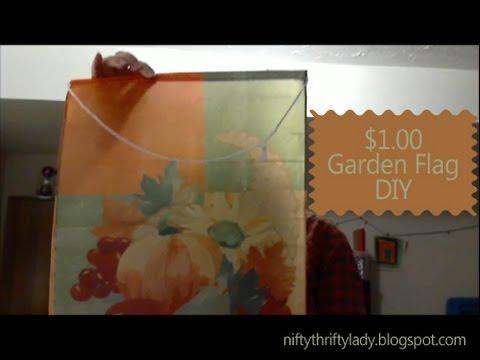 Get Quotations · Garden Flag   DIY