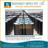 Best Quality Latest Technology Predefined Penetration Grade Bitumen 100/120 at Affordable Cost