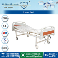 Heavy Duty Fowler Hospital Bed Equipment for Critical Care