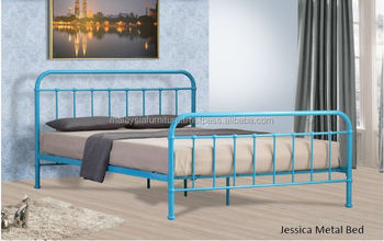 2016 LATEST DESIGN - JESSICA METAL BED