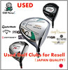 Hot-selling golf shop and Used golf club for resell , deffer model also available