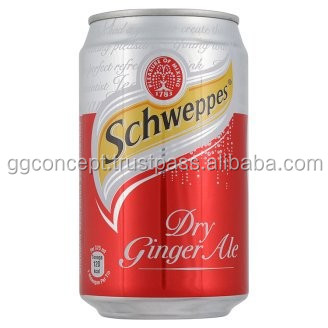 Schwep Ginger Ale Soft Drink/Soda / Wholesale Soft Drink /Beverage