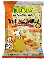 Bumimas French Fries Crinkle Cut
