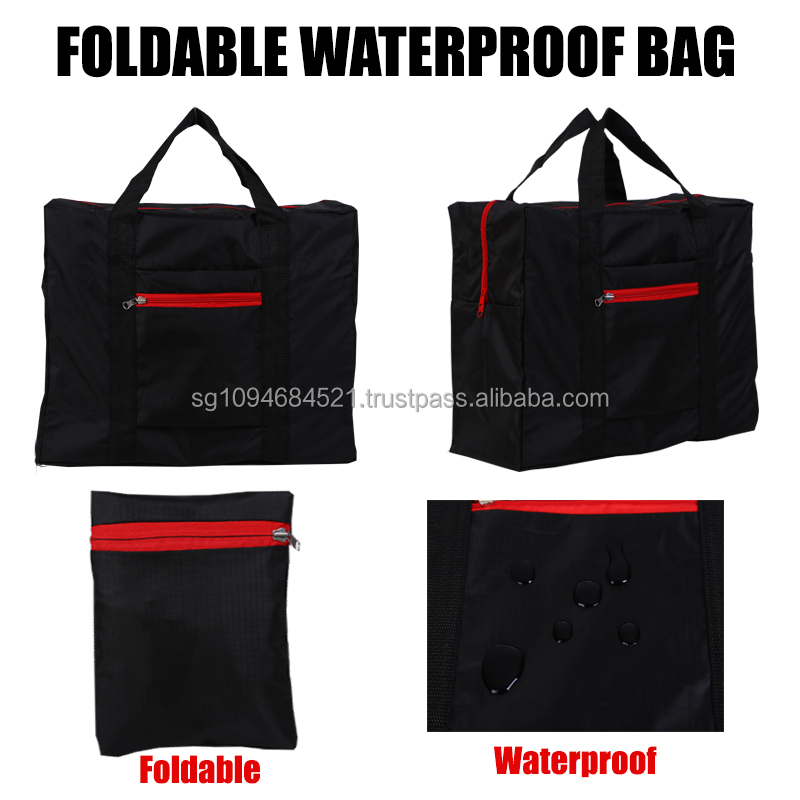 Waterproof/Fold-able/Premium Quality Traveling Bag | Universal Used