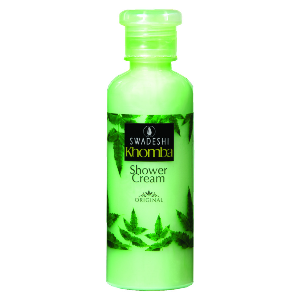 Khomba Herbal Shower Cream Original