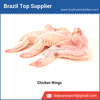 Halal Frozen Chicken 3 Joints Wings