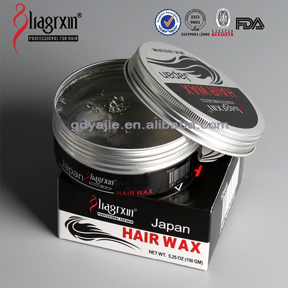 2016 Superior extreme hold hair styling pomade wax 150g for men