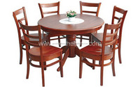 woods table dinning BA002