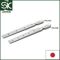 Made in Japan NIIGATASEIKI TAPER GAUGES 270 series, feeler gauge paypal, with plastic case