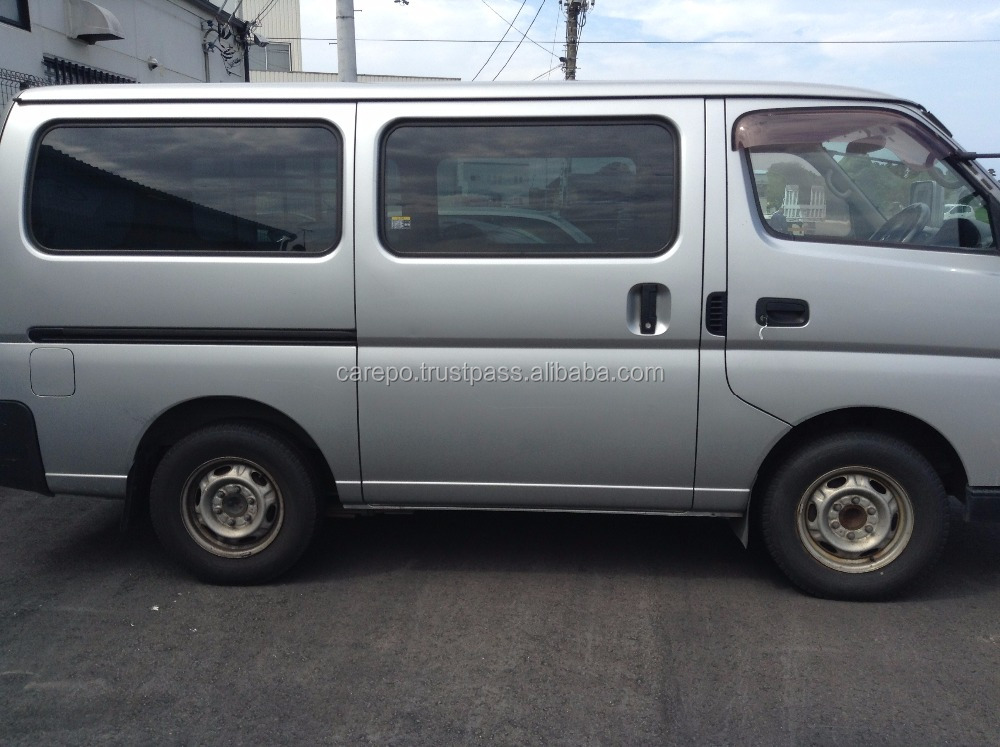 USED VANS FOR SALE NISSAN CARAVAN DX LONG KG-VWE25 2004 (HIGH QUALITY)