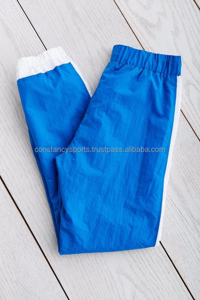 Customized Nylon Wind Pant / Windbreaker Pants