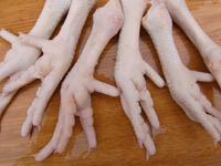 TOP GRADE FROZEN CHICKEN FEET AND PAWS