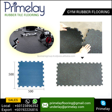 Noise Reducing Gym House Flooring Rubber Mat
