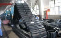 rubber tracks conversion system for trucks(1095mm*725mm)