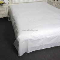 WEISDIN best selling items woven sateen ful size bed sheet set