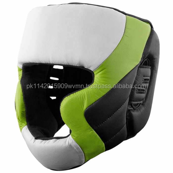 PU Leather Boxing Helmet/Head Guard/Boxing Headgear For Training