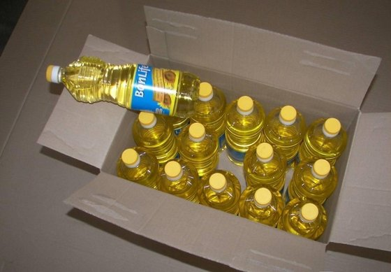 100% Refined Sunflower Oil (Canadian & Ukrainian, Other Origins)
