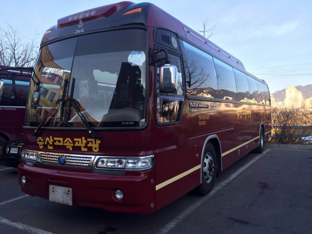 Kia Used Bus Good Low Price for Sale Granbird Parkway 2005Y 2006Y 2007Y