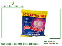 PRINCESS MARSHMALLOWS 50% 5/16