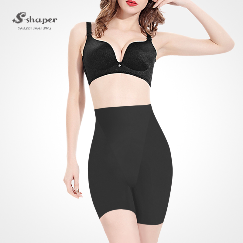 S-SHAPER Wholesale Women's Seamless High Waist Mid Thigh Control Slimmer Shapewear
