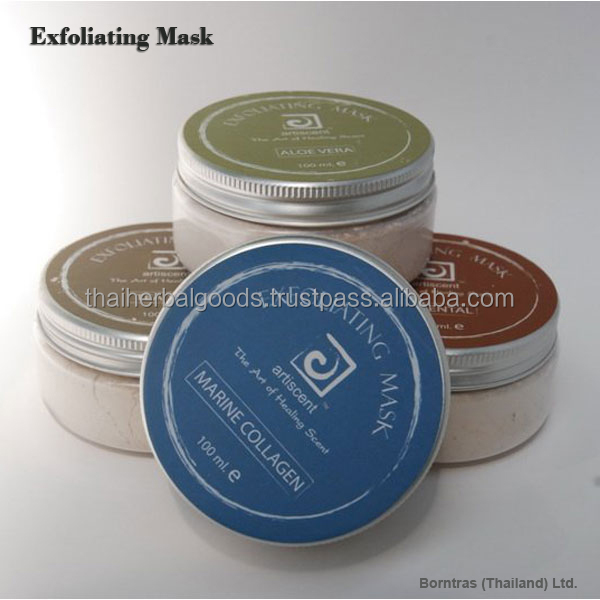 Exfoliating Facial Mask (Thai Natural Spa and Skincare Cosmetic)