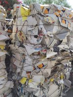 waste paper - mixed paper