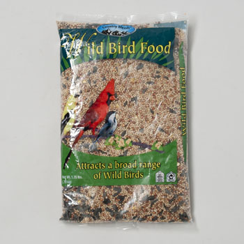 WILD BIRD FOOD 1.75LB .79KG EXP 4/22/17 #H0817