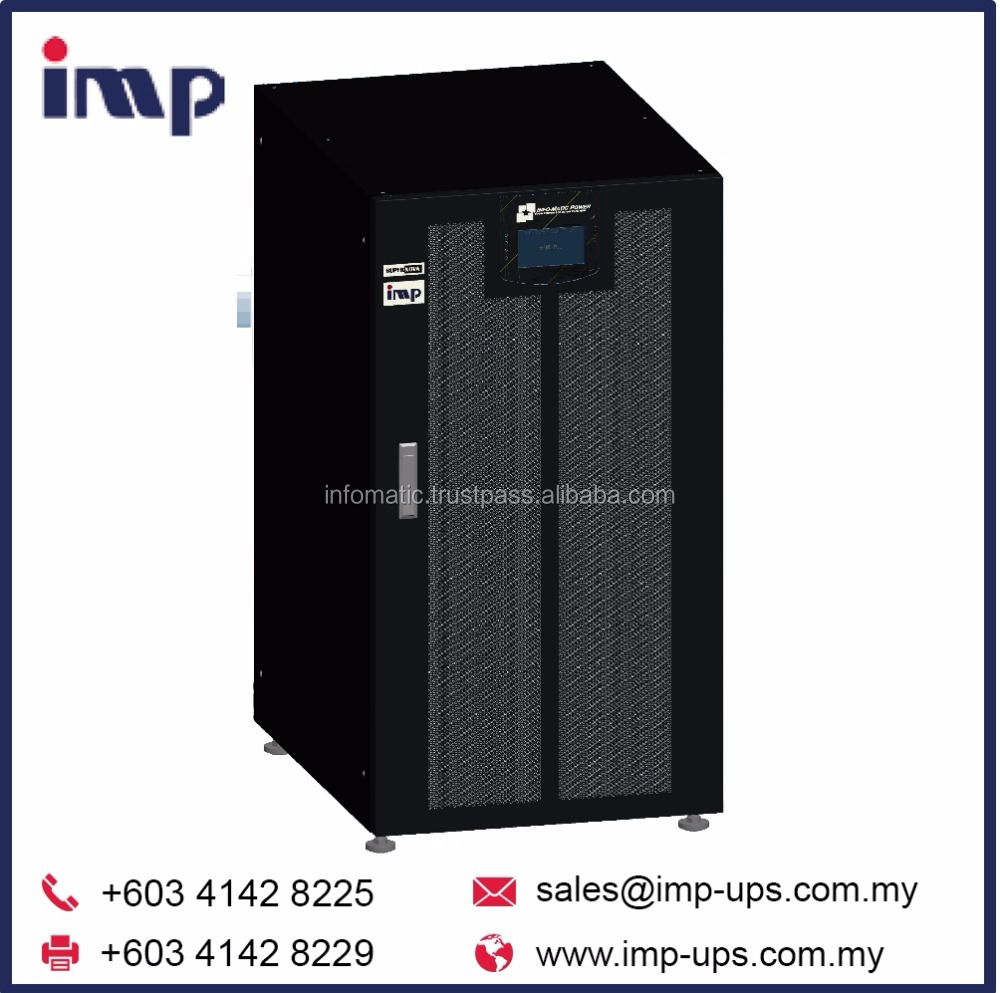 Supernova Green Uninterruptible Power Supply (UPS) Data Server System Cabinet