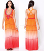 Latest Dress Designs New Style Long Designer Fashion Lady Maxi Dresses For Women