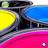 Styrene-acrylic emulsions for ink and coating applications