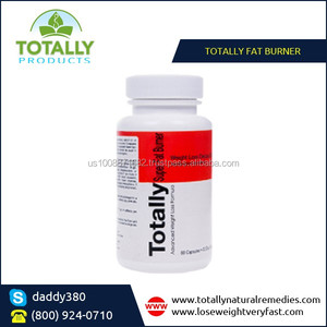 Diet Supplement 100% Pure Totally Fat Burner to Reduce Weight
