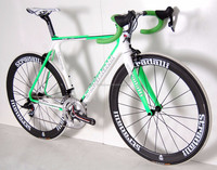BUY ORIGINAL Salerno Shimano Di2 Dura Ace Road Bike Internal Routing Bicycle M