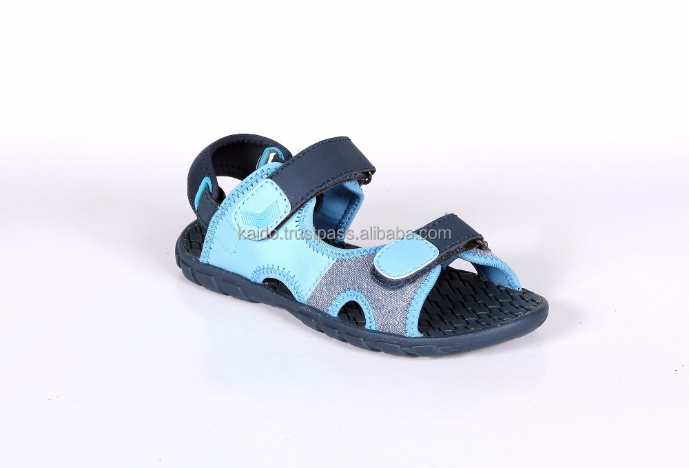 Cute kid shoes 2016SS slippers sandals for children