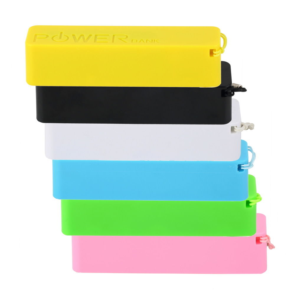 2600mAh Power Bank External Battery USB Charger For Smart phone
