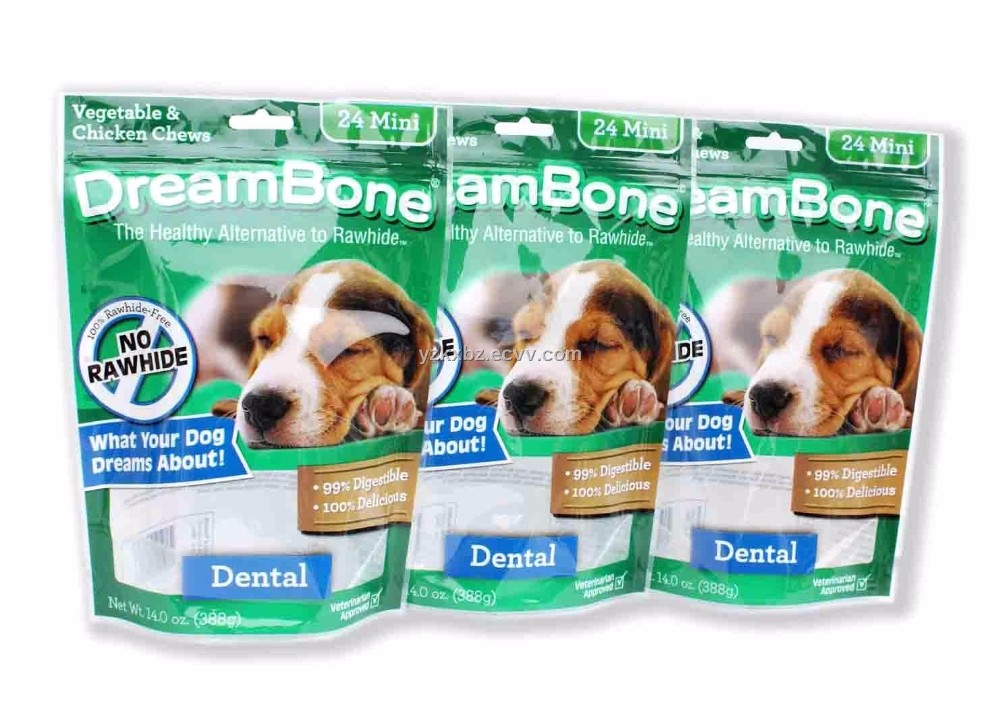 High Quality Pet Food Packaging