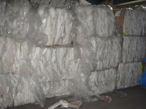LDPE Film Scrap, Post Industrial, Natural Color