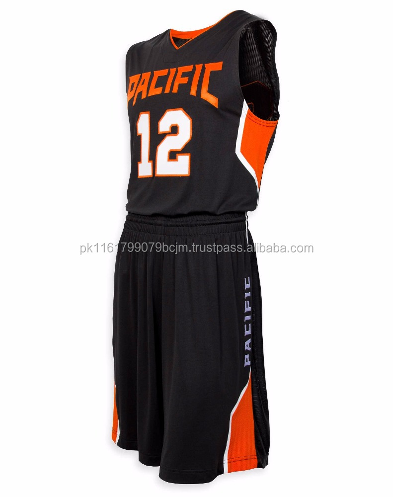 Top Quality Design Volleyball Jersey Uniforms For Men