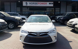 Camry 2.5L 2016 Year Model