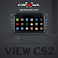"OEM ANDROID HEAD UNIT 8"" CAPACITIVE TOUCH FIT FOR FOTON VIEW CS2/CS"
