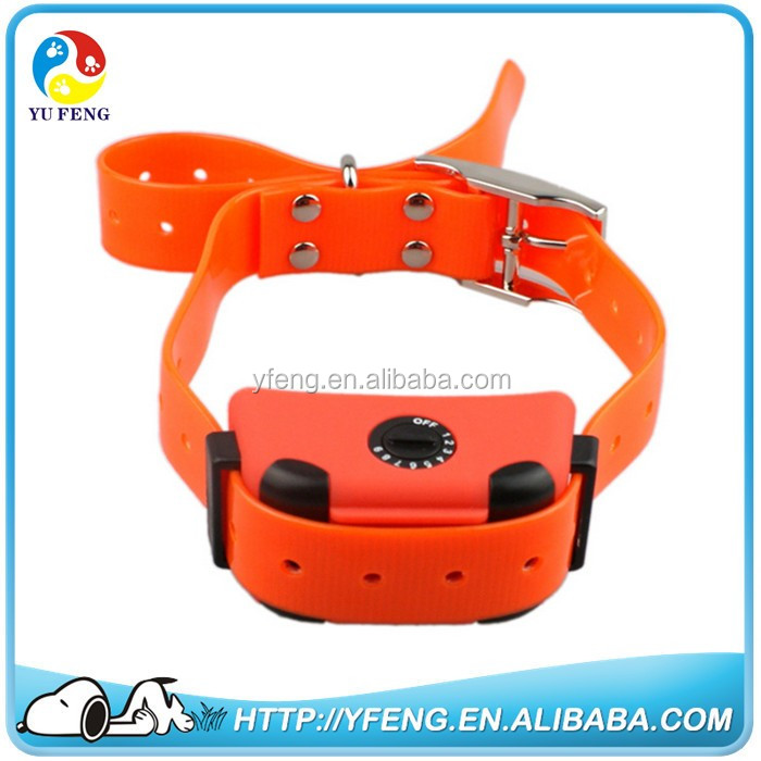 Hot Dog training collar control by I-phone bluetooth waterproof with Static Impulse and vibration shock training collar