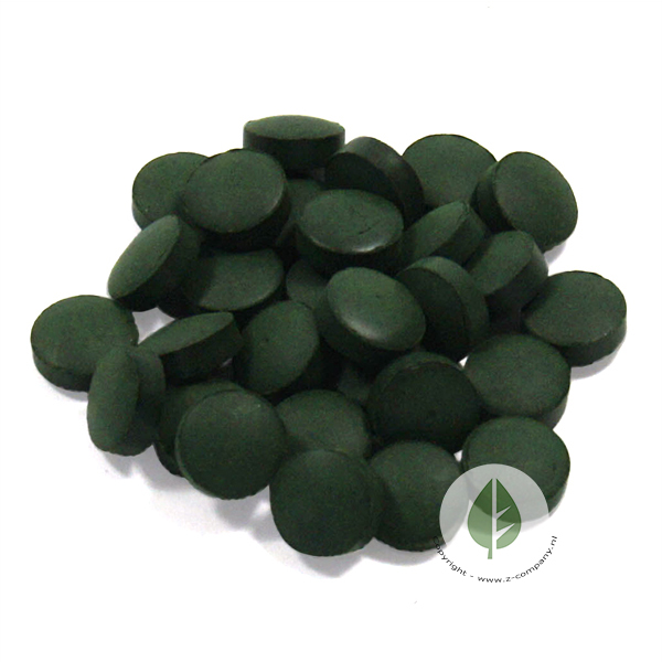 High Quality Organic Spirulina Tablets from a Organic Certified Company!