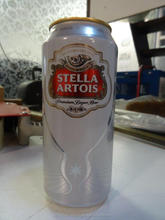 STELLA ARTOIS BEER CANS 44CL