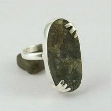 Best Deal Today !! Labradorite 925 Sterling Silver Ring, All Over World Shipping, Beautiful Silver Jewelryq