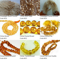 Champagne Quartz Cubic Bulk Beads Cheap Price 6-12Mm Wholesaler Jaipur India