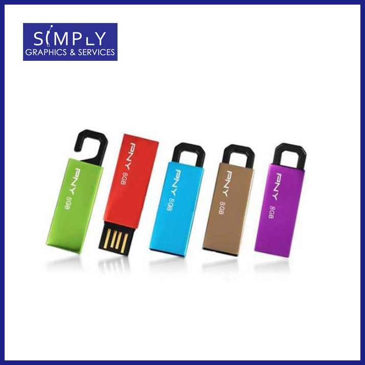 Ritzy Hook Flash Drive / USB Flash Drive with hock / Luggage tag