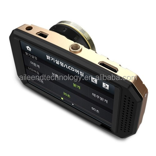 170 Degree Wide Angle Viewing Full HD 1080P 2.4 inch Screen Display Vehicle DVR Driving Recorder