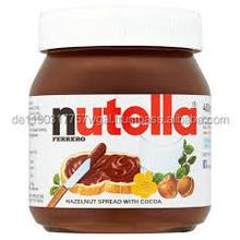 350 g,450g,500g ferrero Nutella chocolate