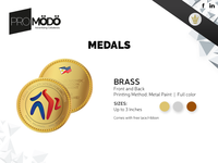 Costomized Medals