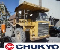 Used Komatsu HD325 -6 Japanese Dumper Truck For Sale